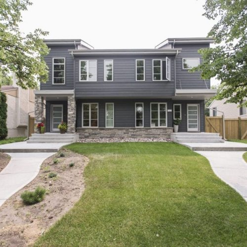 THE STARLING – CUSTOM HOME